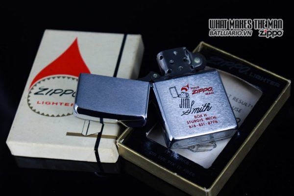 HIẾM – ZIPPO 1976 – SALESMAN SAMPLE PROMOTION – INDEPENDENCE DAY 1776 – 1976 12