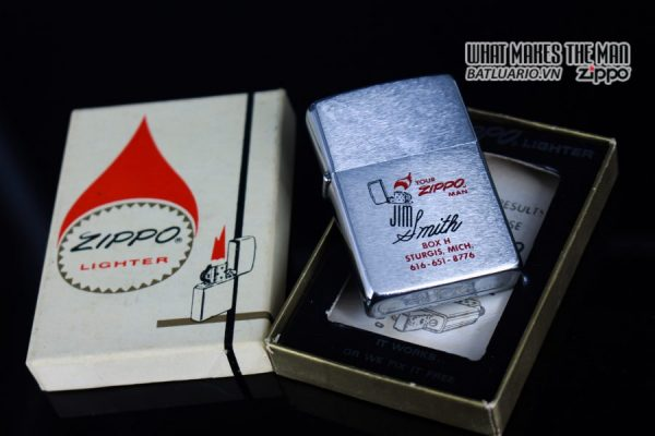 HIẾM – ZIPPO 1976 – SALESMAN SAMPLE PROMOTION – INDEPENDENCE DAY 1776 – 1976 13