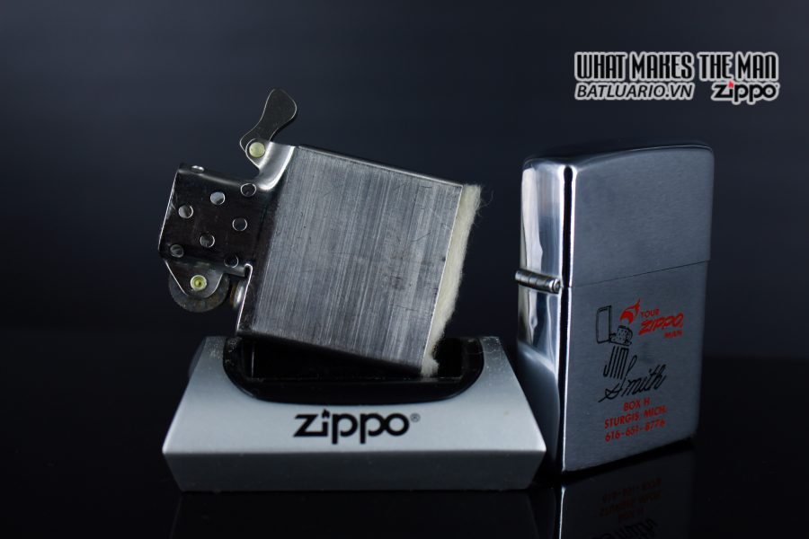 HIẾM – ZIPPO 1976 – SALESMAN SAMPLE PROMOTION – INDEPENDENCE DAY 1776 – 1976 3