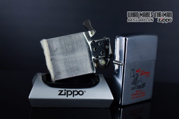 HIẾM – ZIPPO 1976 – SALESMAN SAMPLE PROMOTION – INDEPENDENCE DAY 1776 – 1976 4