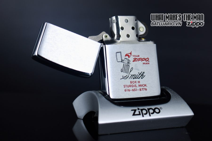 HIẾM – ZIPPO 1976 – SALESMAN SAMPLE PROMOTION – INDEPENDENCE DAY 1776 – 1976 6