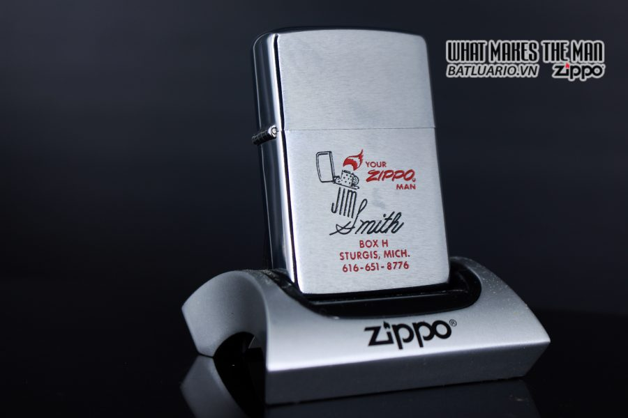 HIẾM – ZIPPO 1976 – SALESMAN SAMPLE PROMOTION – INDEPENDENCE DAY 1776 – 1976