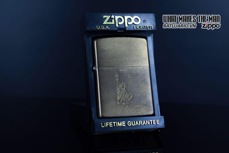ZIPPO 1932-1990 – STATUE OF LIBERTY 1
