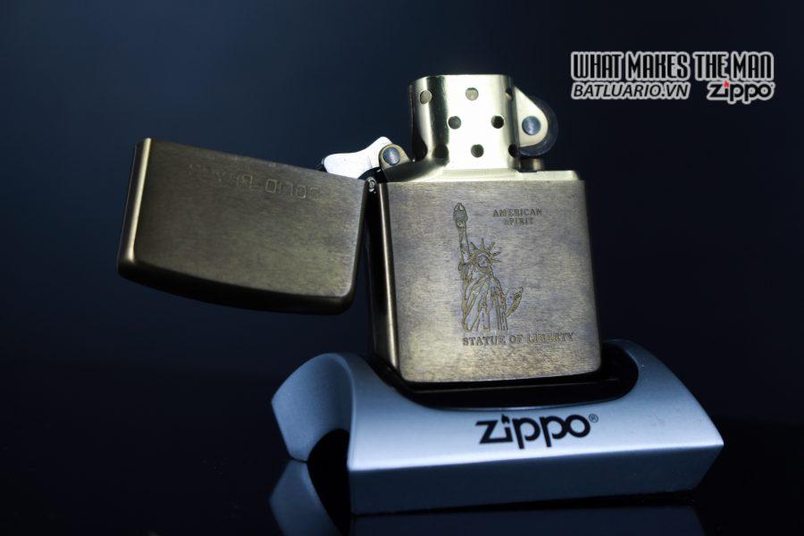 ZIPPO 1932-1990 – STATUE OF LIBERTY