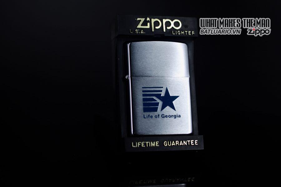 ZIPPO 1982 – LIFE OF GEORGIA 1
