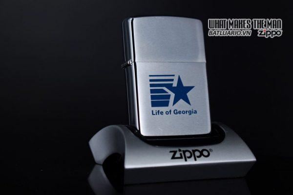 ZIPPO 1982 – LIFE OF GEORGIA