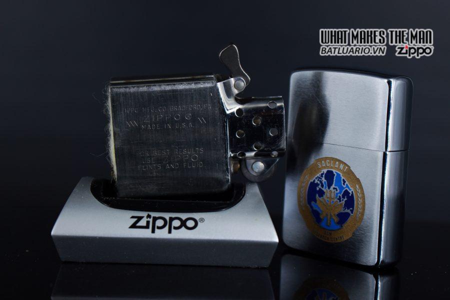 ZIPPO 1985 – NATO SACLANT 3