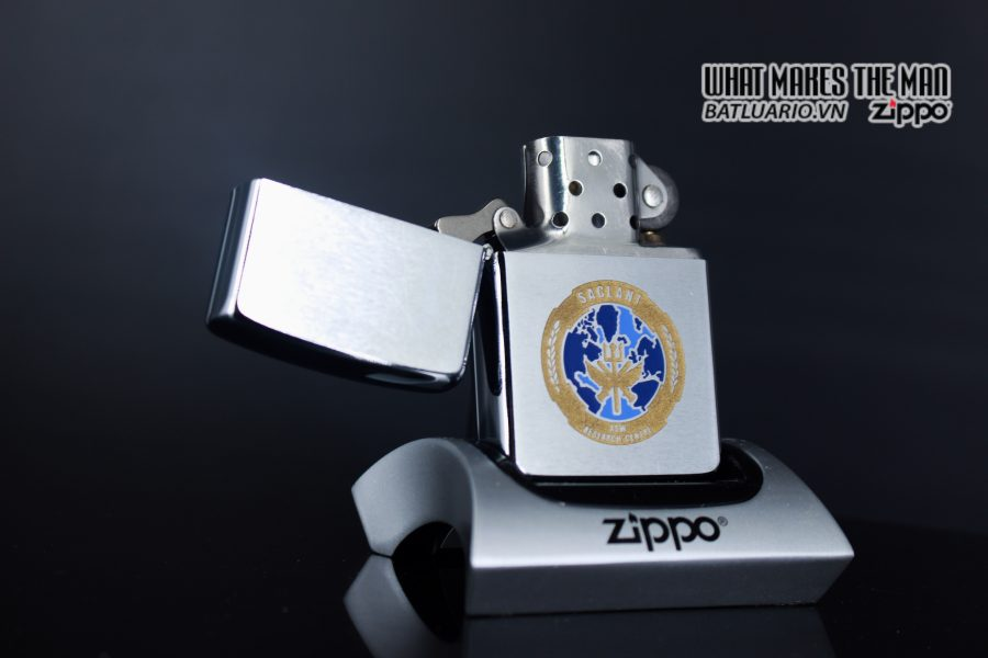 ZIPPO 1985 – NATO SACLANT 6