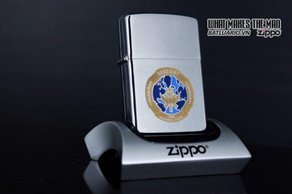 ZIPPO 1985 – NATO SACLANT