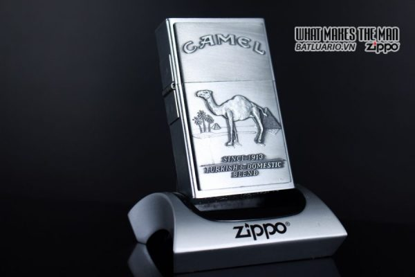 ZIPPO 1997 – SECOND RELEASE – REPLICA 1932 – CAMEL