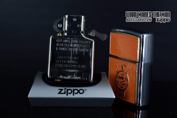 ZIPPO 2004 – ZIPPO NATIVE DANCER 3