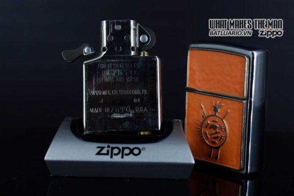 ZIPPO 2004 – ZIPPO NATIVE DANCER 4