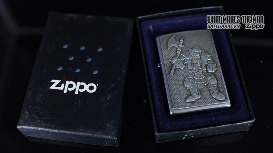 ZIPPO 2005 – ZIPPO FANTASY ORK 1