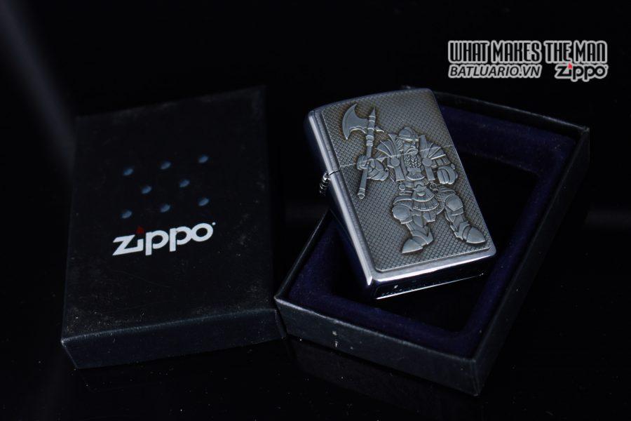 ZIPPO 2005 – ZIPPO FANTASY ORK 10