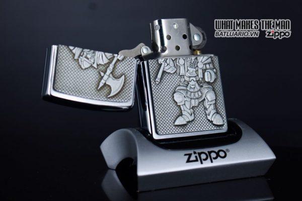 ZIPPO 2005 – ZIPPO FANTASY ORK 8
