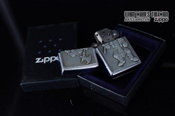 ZIPPO 2005 – ZIPPO FANTASY ORK 9