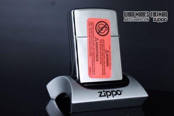 ZIPPO 2010 – ZIPPO CỎ 4 LÁ THẬT 2