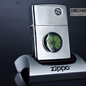 ZIPPO 2010 – ZIPPO CỎ 4 LÁ THẬT