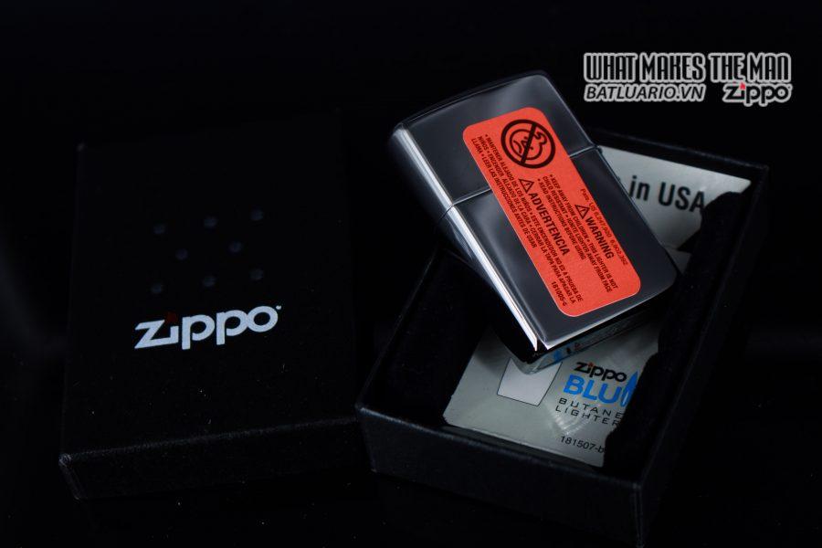 ZIPPO 2010 – ZIPPO CỎ 4 LÁ THẬT 8