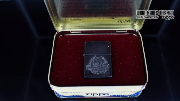 ZIPPO COTY 1992 – 1932 – 1992 – 60TH ANNIVERSARY 1