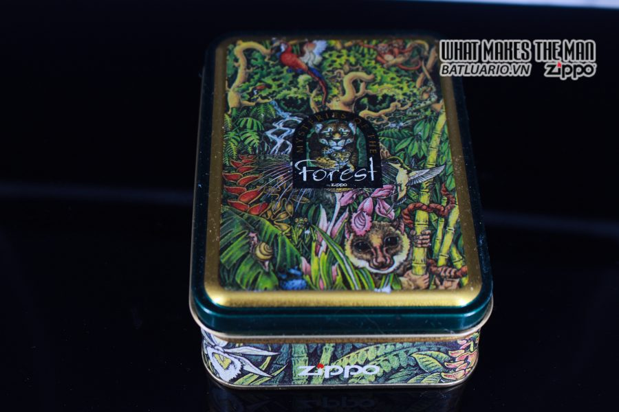 ZIPPO COTY 1995 – FOREST – BẢN PHỤ 1