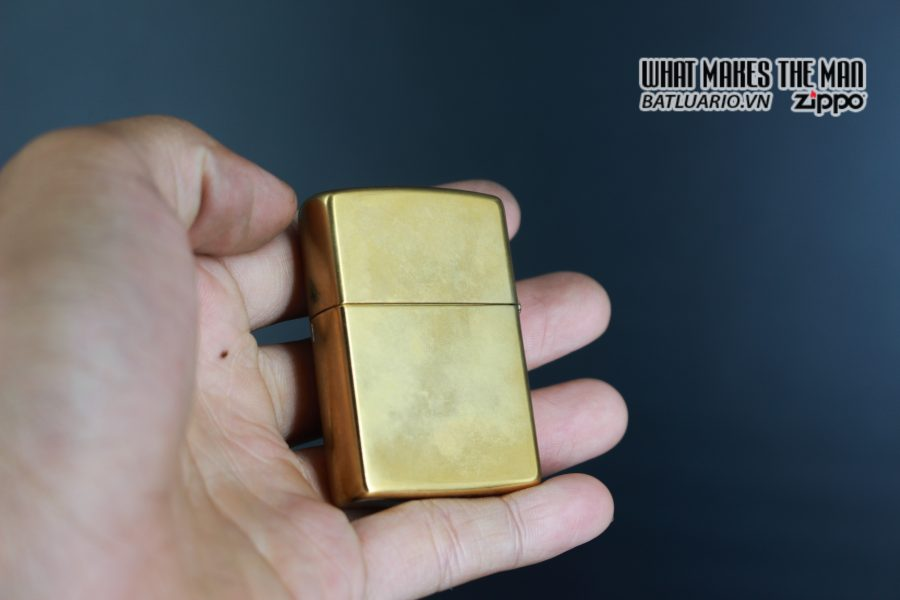 ZIPPO COTY 1995 – FOREST – BẢN PHỤ 4