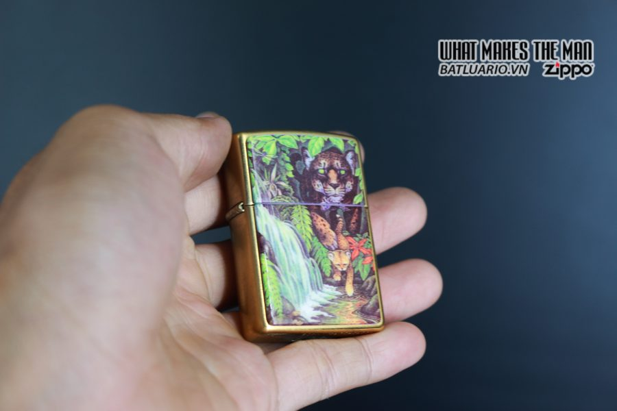 ZIPPO COTY 1995 – FOREST – BẢN PHỤ 5
