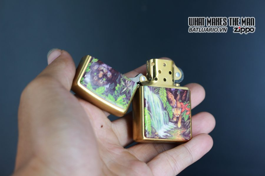 ZIPPO COTY 1995 – FOREST – BẢN PHỤ 6