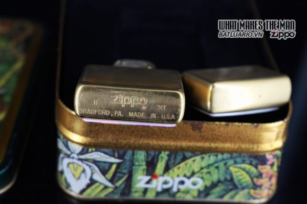ZIPPO COTY 1995 – FOREST – BẢN PHỤ 8