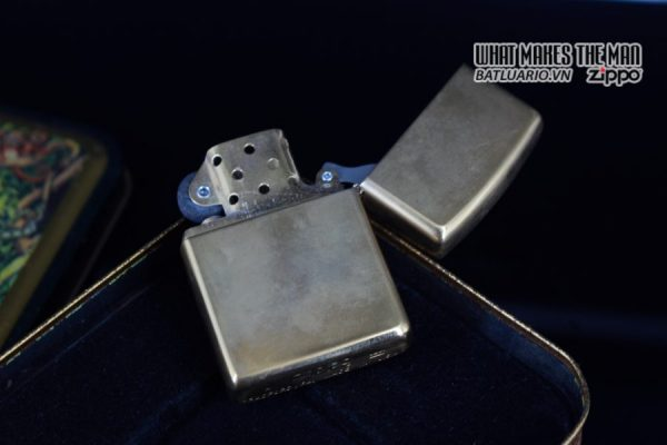 ZIPPO COTY 1995 – FOREST – BẢN PHỤ 9