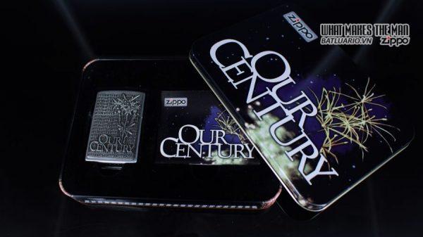 ZIPPO COTY 1999 – OUR CENTURY 1