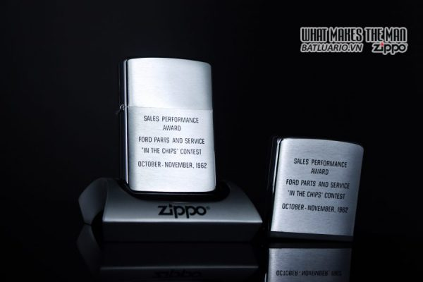 ZIPPO GIFT SET – ZIPPO XƯA 1962 – ROTUNDA – SALES PERFORMANCE AWARD 9