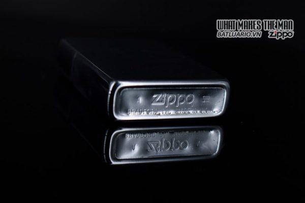 ZIPPO LA MÃ 1991 – SMOKE A CAMEL 6