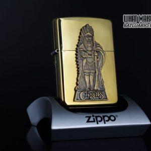 ZIPPO LA MÃ 1996 – CIGAR STORE INDIAN