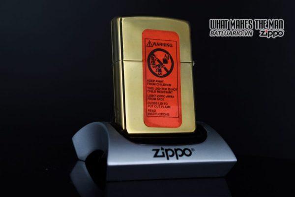 ZIPPO LA MÃ 1996 – CIGAR STORE INDIAN 4