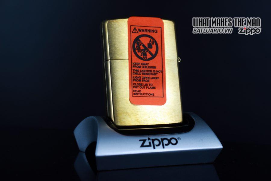 ZIPPO LA MÃ 1997 – STATUE OF LIBERTY 5