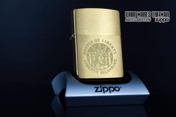 ZIPPO LA MÃ 1997 – STATUE OF LIBERTY