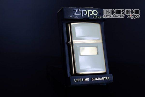 ZIPPO LA MÃ 1999 – ZIPPO ULTRALITE WHITE 1