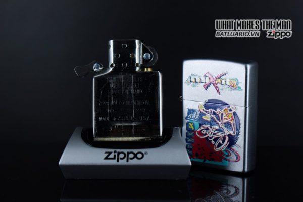ZIPPO LA MÃ 2000 – BMX BIKING – SPORTS SERIES 2