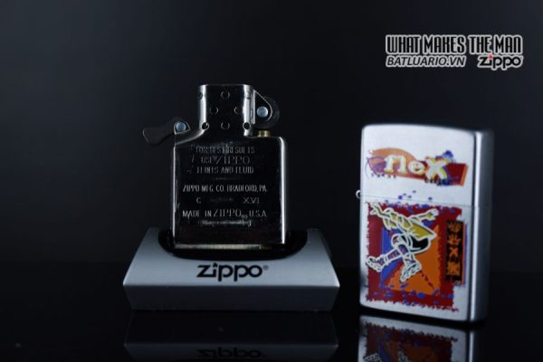ZIPPO LA MÃ 2000 – IN-LINE SKATING ROLLERBLADING – SPORTS SERIES 3