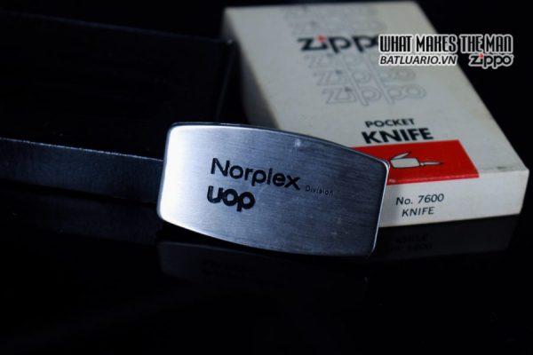 ZIPPO POCKET KNIFE - NORPLEX 2