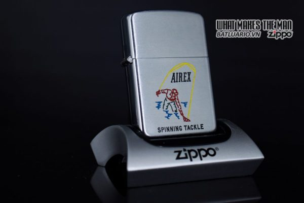 ZIPPO XƯA 1952 - 1954 - AIREX SPINNING TACKLE