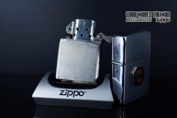 ZIPPO XƯA 1956 - KOPPERS 2