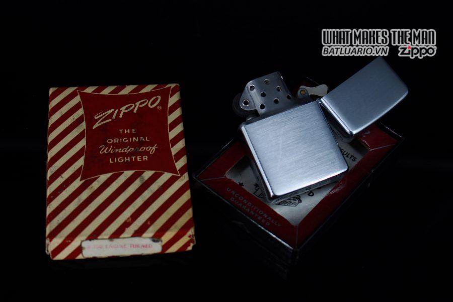 ZIPPO XƯA 1957 – BOWLING – SPORT SERRIES 10