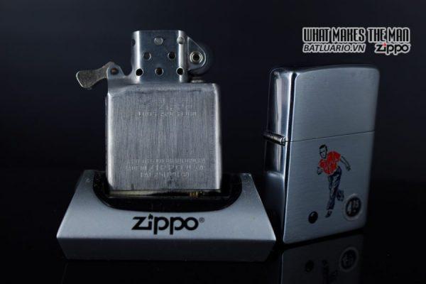 ZIPPO XƯA 1957 – BOWLING – SPORT SERRIES 4