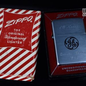 ZIPPO XƯA 1957 – GENERAL ELECTRIC 1