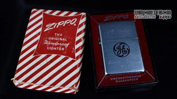 ZIPPO XƯA 1957 – GENERAL ELECTRIC 1