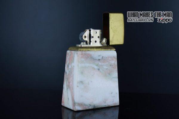 ZIPPO XƯA 1960S – ROSEART ZIPPO MARBLE TABLE 6