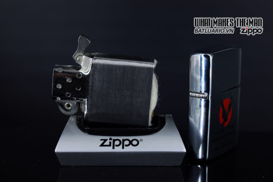 ZIPPO XƯA 1961 – HAMILTON PLUMBING HEATING & ELECTRIC CO 2