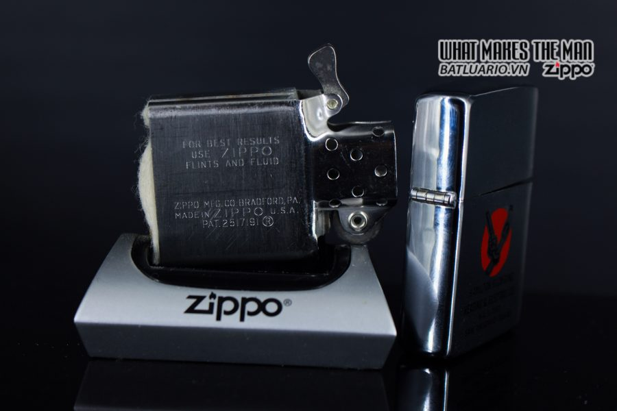 ZIPPO XƯA 1961 – HAMILTON PLUMBING HEATING & ELECTRIC CO 3